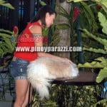 Guesswhodoes: Angelica Panganiban does the petting