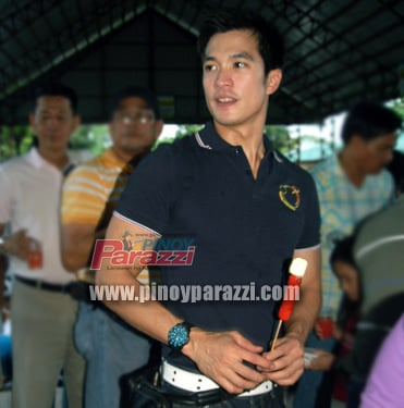 Diether Ocampo, may malubhang sakit?