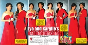 Stars Candid: Iya and Karylle's Red Hot Tension!