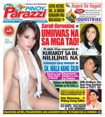 Pinoy Parazzi Vol. III Issue #151: August 16-17, 2010