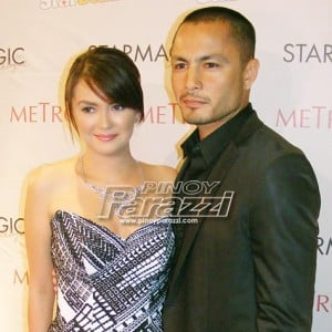 Couple Angelica Panganiban and Derek Ramsay, always at the center of intrigue!