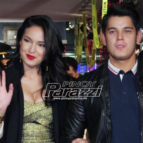 Ang Happily Ever After nina Richard Gutierrez at Sarah Lahbati