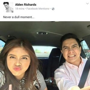 Maine Mendoza at Alden Richards, punung-puno ng kaartehan ang Valentine video