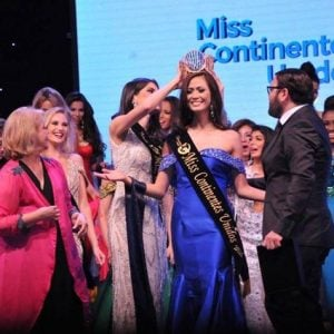 Miss United Continents 2016 Jeslyn Santos (courtesy of Facebook: The Official Miss United Continents)