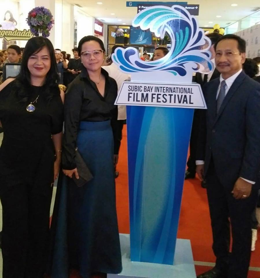 SUBIC BAY INTERNATIONAL FILM FESTIVAL(SBIFF): RS Francisco, Tessie Tomas at Direk Dominic Nuesa, certified winners!