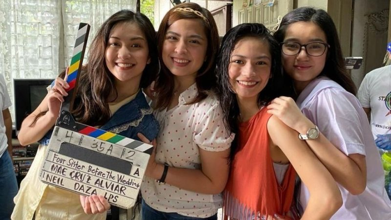 Get to Know the Girls of 'Four Sisters Before The Wedding'!